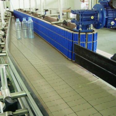 滚珠链板输送线 滚珠输送机 不锈钢链板输送设备 经久耐用 超好用