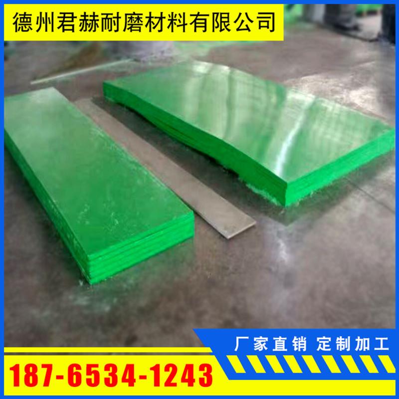 廠家直銷高分子耐磨煤倉襯板 工程施工料倉耐磨自潤滑不沾料襯板示例圖6