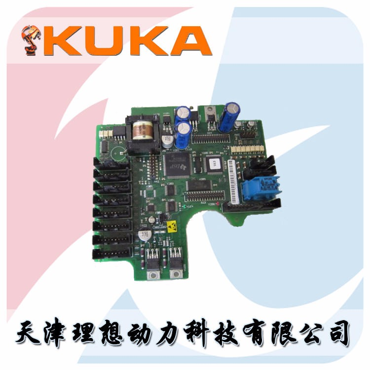 库卡机器人编码器板卡RDW2 V1.2 KUKA 00-119-966