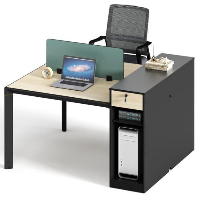 北京泰安盛世办公桌厂家可定制办公桌椅组合、对面职员桌、组合办公工位-北京免费安装送货图片