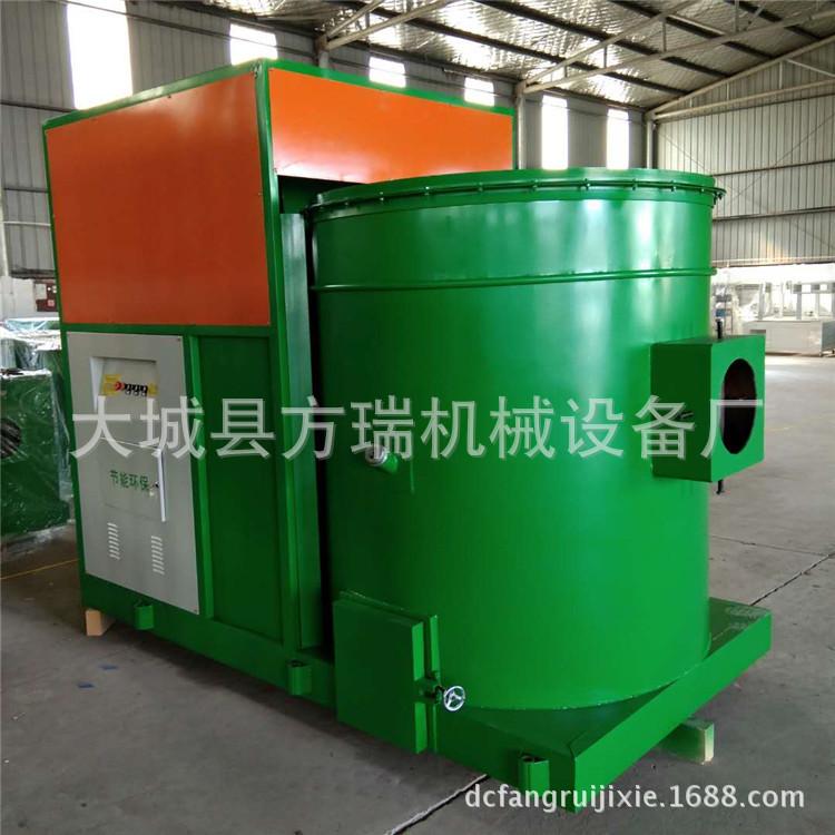 厂家直销生物质熔铝炉 方形20万大卡生物质燃烧机供货示例图6