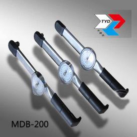 厂家供应200NM指针式扭矩扳手 200NM表盘式扭矩扳手 表盘读数