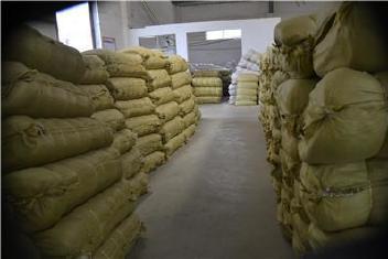 白色中厚覆膜防水��袋40*65�子粉包�b袋再生料防水打包袋批�l示例�D25