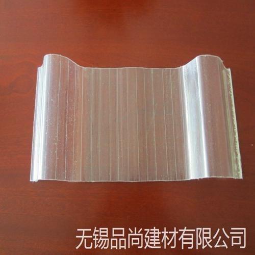 供应透明彩色采光板 frp采光瓦 玻璃钢瓦多种型号可选