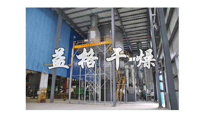 二硫化钼喷雾干燥塔 硅酸钠喷雾干燥设备 离心喷雾干燥机图片