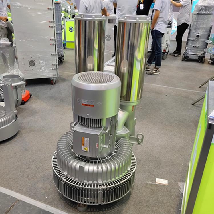 廠家直銷 立式20kw50HZ漩渦氣泵  型號LYX-94S-2立式高壓漩渦氣泵 旋渦式氣泵示例圖4