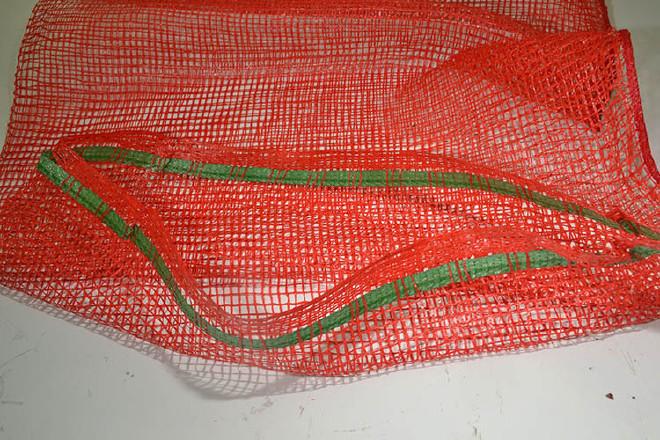 �t薯袋子你要��我��批�l�t色�W眼袋 四方眼55*85橘子包�b六��C十斤�b水果蔬菜袋示例�D20