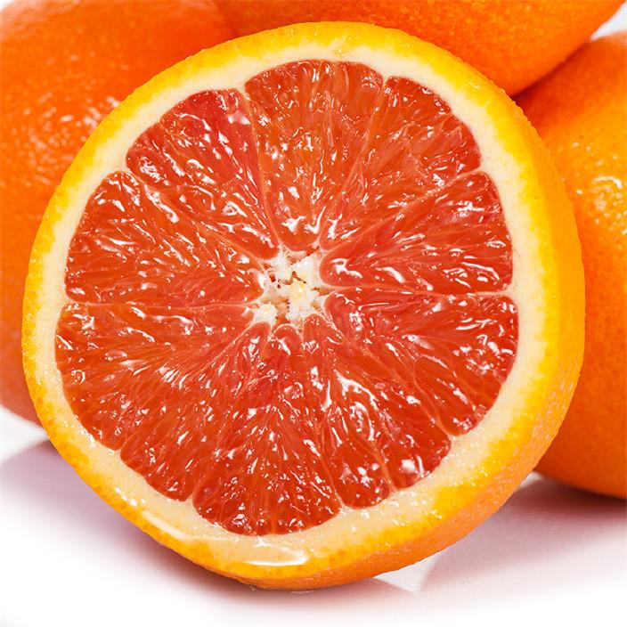 新鲜水果秭归血橙现摘现发5斤包邮纯天然手剥