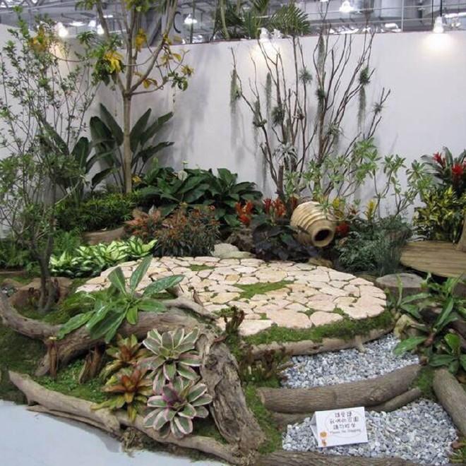 深圳防潮规划园林景观别墅别墅屋顶花园庭院景设计防水的地下室阳台