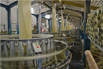 黄色编织袋厂特价80斤粮食袋普黄色蛇皮袋中厚结实塑料编织袋批发示例图27