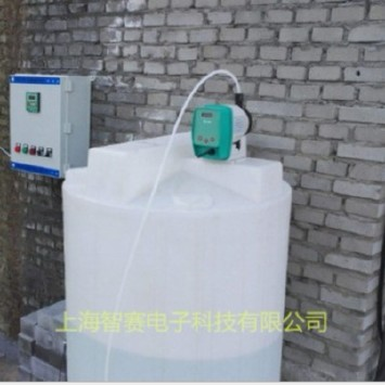 砖厂脱硫自动加药装置 PH酸碱中和自动调节设备 电镀自动加药装