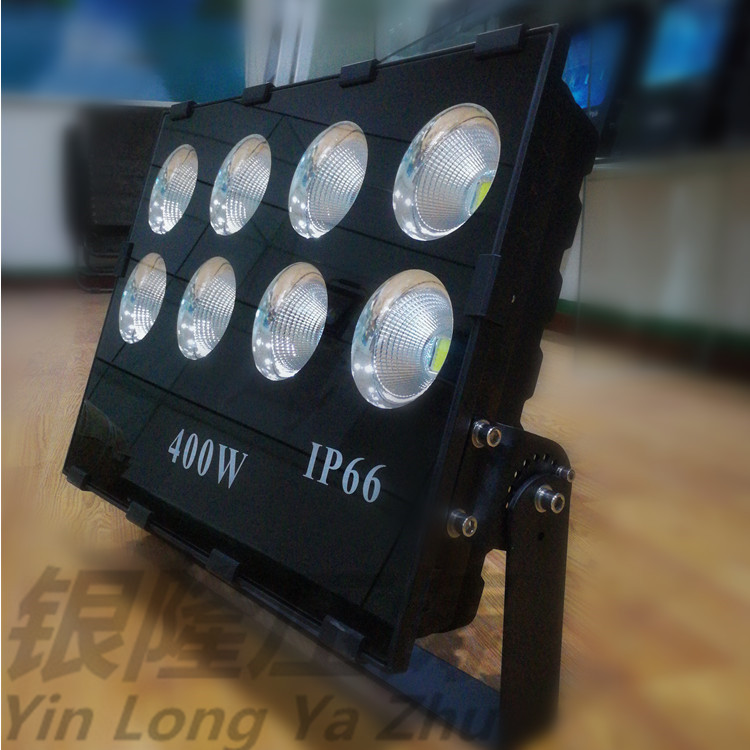 新款仿超高品质 LED大功率400W聚光投光灯外壳