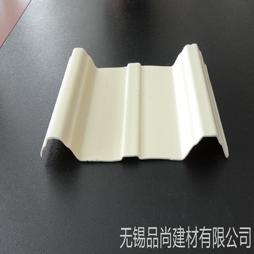 厂家直销pvc防腐板 隔热防火防腐瓦 pvc塑钢瓦价格