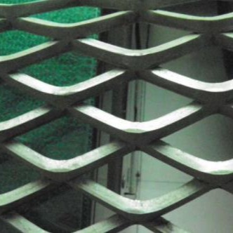 建筑专用钢板网 机械防护菱形网 镀锌钢板网 照来生产厂家