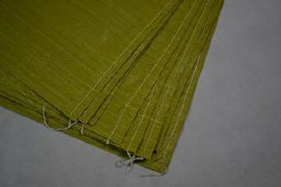 发上海编织袋批发普黄色65*110蛇皮袋打包袋子中厚装粮食包装袋示例图15