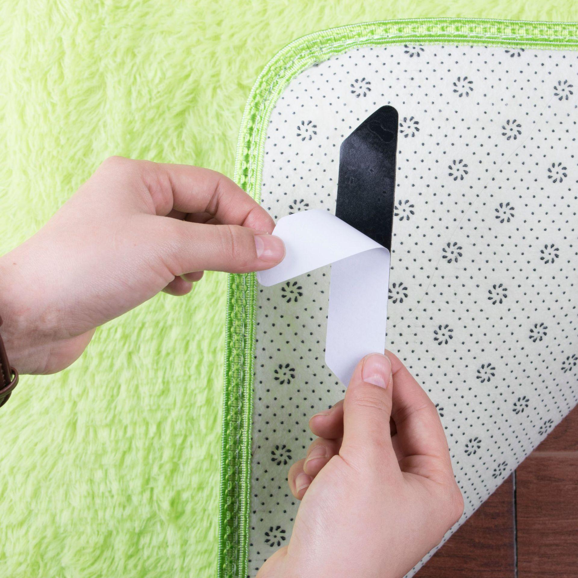 上墻粘貼相框、路由器、電源插排通通上墻 地毯 沙發防滑貼