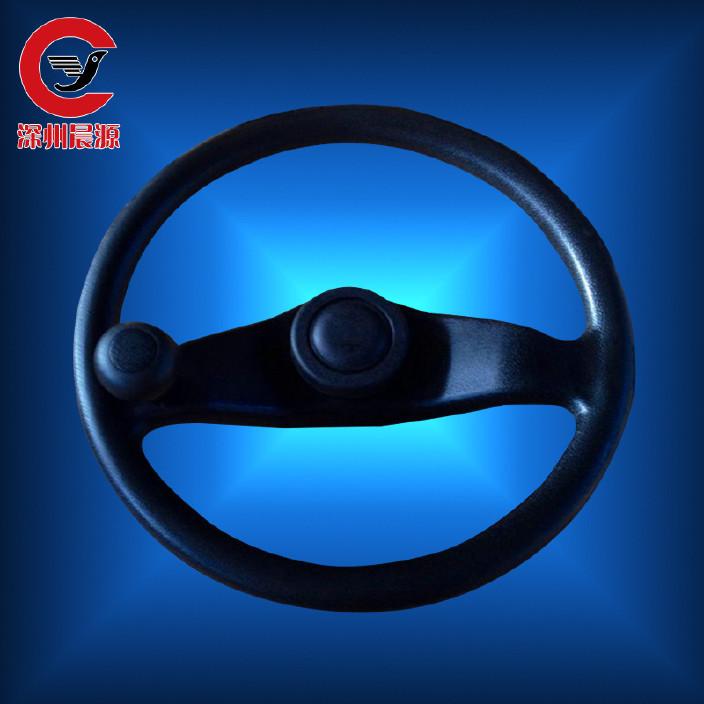 生产供应 汽车改装方向盘 专业pu方向盘 汽车用品方向盘批发示例图1