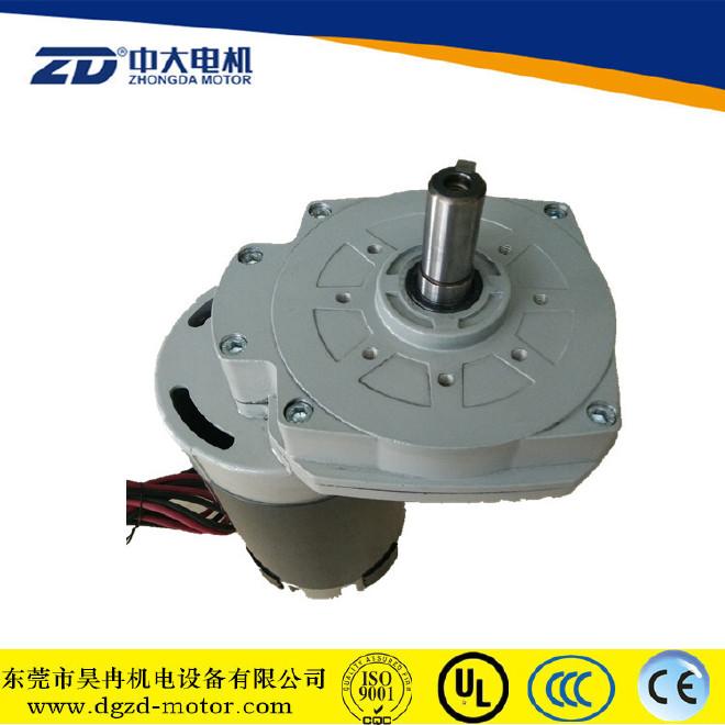 厂家直销24V550W洗地机电机 马达直流刷盘电机36V48V边刷电机马达图片