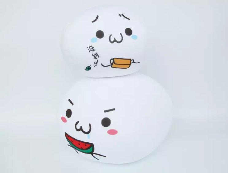 【颜表情开心1a表情君创意团子小太阳表情包下雪人彩色泡沫粒子文字图片