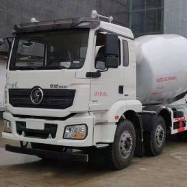 厂家直销、轻量化、陕汽德隆、新M3000、12方混凝土搅拌车