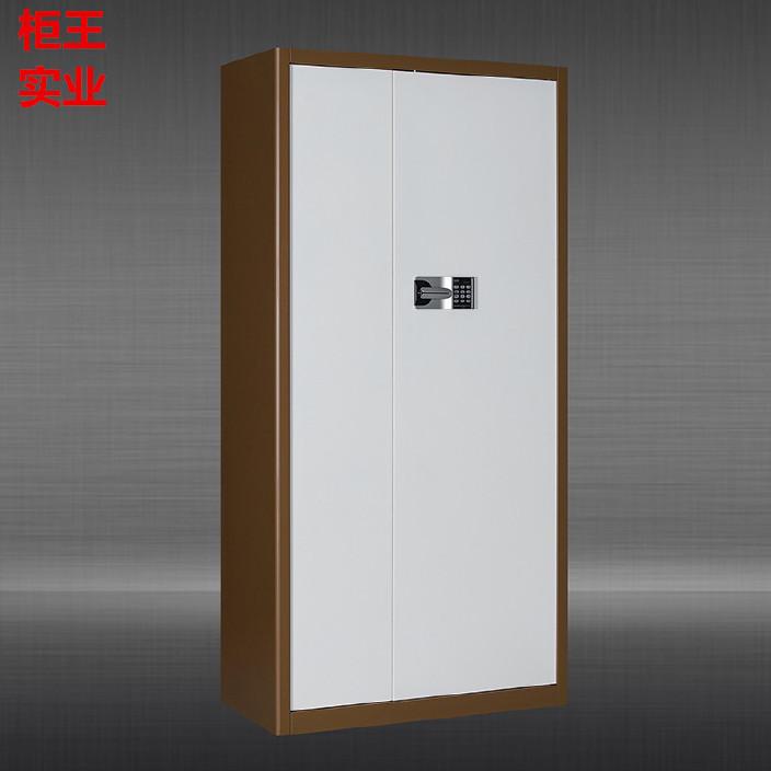 钢制保密柜密码锁文件柜办公保密带锁保险柜指纹电子档案文件柜子