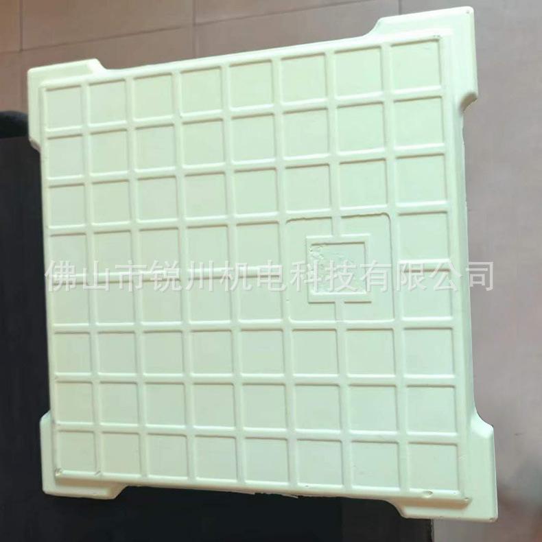 电热瓷砖电热地暖发热地砖电热地板砖电热地板聚氨酯高压发泡机示例图6