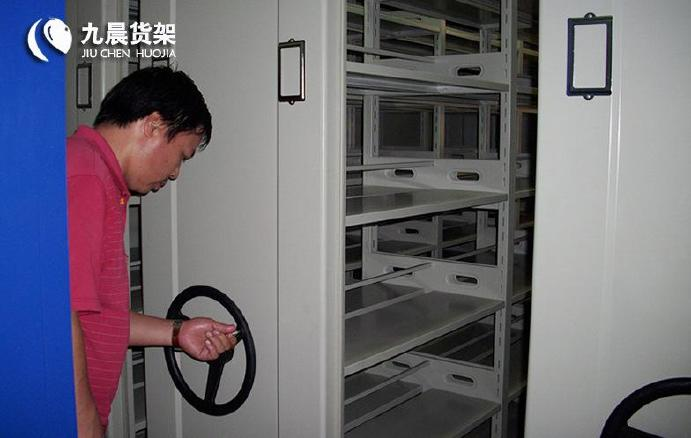 广东仓储香港办公室三亚密集海口档案智能移动云浮资料文件铁皮柜示例图13