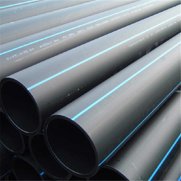 厂家生产PE给水管 HDPE农田灌溉管 PE管材管件批发示例图5