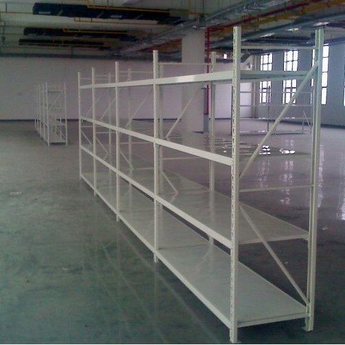 濟南大悅倉儲 加工定制 中型貨架 五金配件輕型貨架 倉庫倉儲貨架