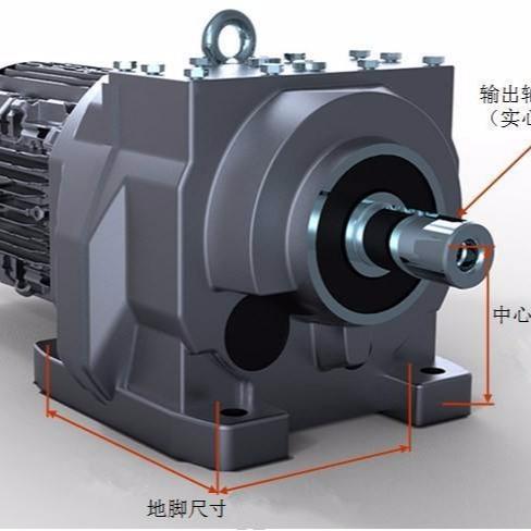 国宇传动硬齿面减速器RXS157