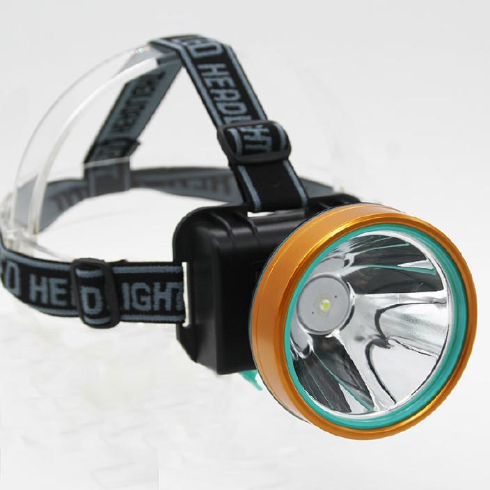 LED锂电头灯 夜钓灯钓鱼灯  户外野营灯  户外防水头灯
