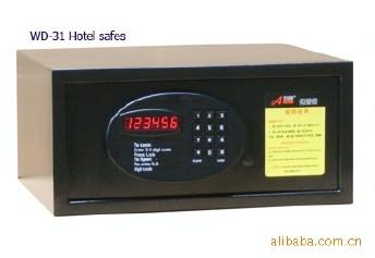 供应酒店保险箱,客房保险箱,保险柜,酒店用品, 酒店客房用品