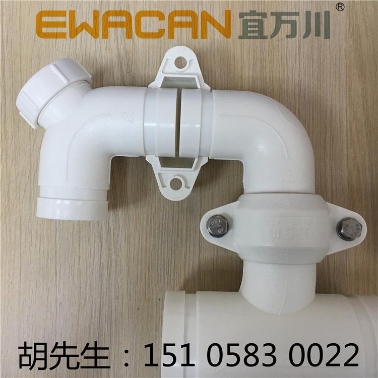 福建HDPE沟槽式超静音排水管,HDPE承插排水管,HDPE承插热熔示例图4