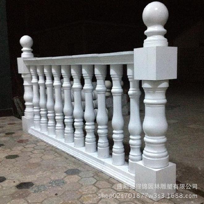 石雕花岗岩汉白玉阳台柱花瓶柱罗马柱别墅楼梯扶手栏杆围栏定制做