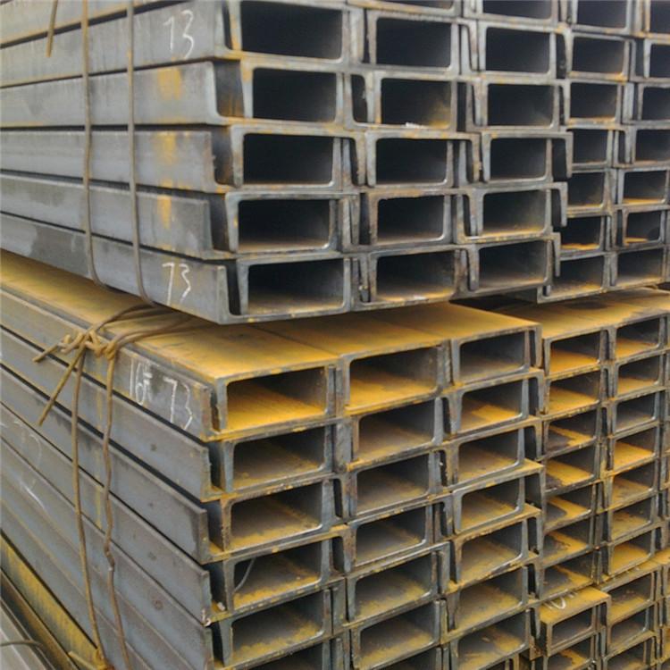 江浙滬供應優質8號至40號熱軋槽鋼Q235B 國標 非標 大量現貨