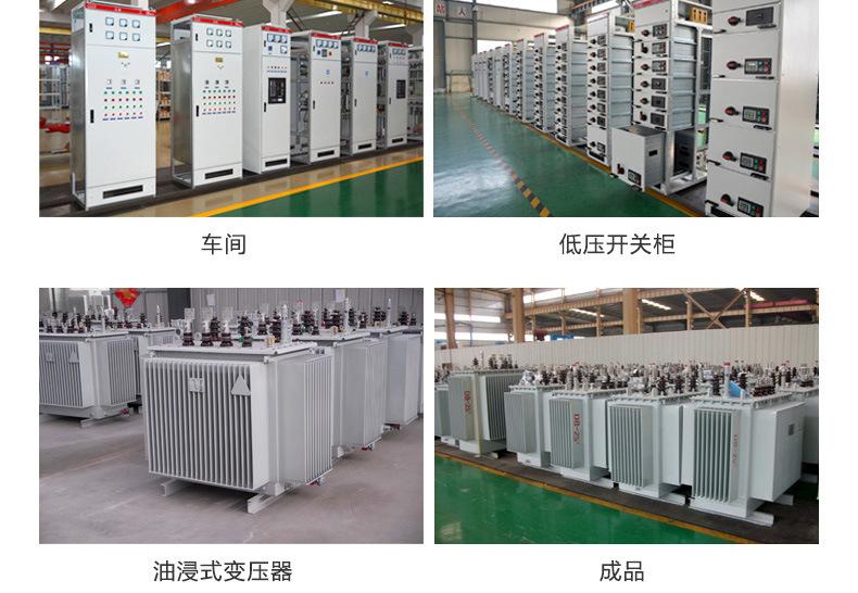 SH15非晶合金变压器 节能型变压器 全铜 厂家直销拒绝中间差价-创联汇通示例图16