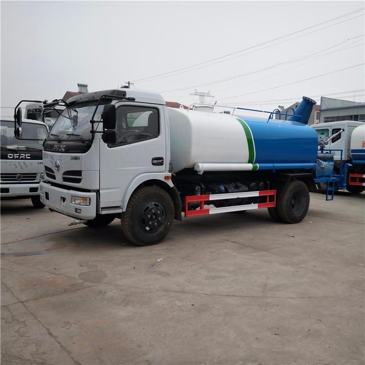 園林綠化8噸10噸灑水車 東風多利卡大型灑水車價格便宜