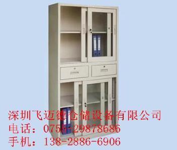 深圳厂家直供龙岗、西乡、宝安、、南山铁皮文件柜示例图3