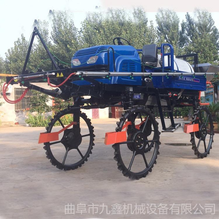 供应农田专用打药机  高地隙农用打药机 植保施肥机