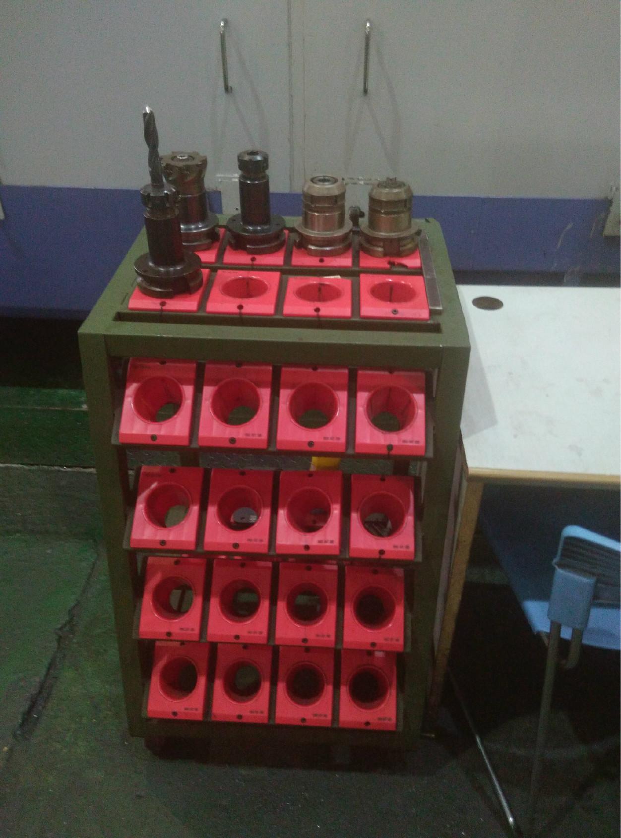 供应惠州、博罗、淡水、移动刀具柜   刀具柜厂家定做图片