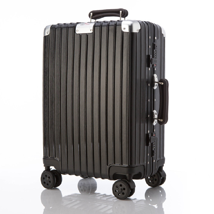 工厂拉杆箱定做logo 行李箱包拉杆箱厂家静音万向轮拉杆箱图片