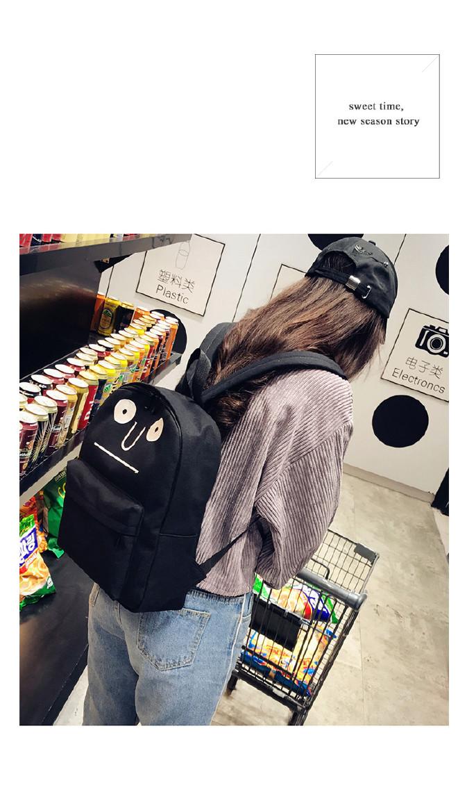 韩国潮女心脏脸必备大全图片搞怪双肩包男图片情侣包刀插的动漫表情表情大全