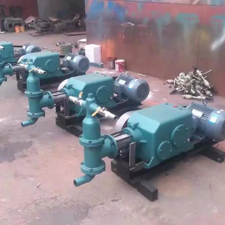精恒卧室双缸砂浆泵BW70/8   操作简单、功能完善、维修方便