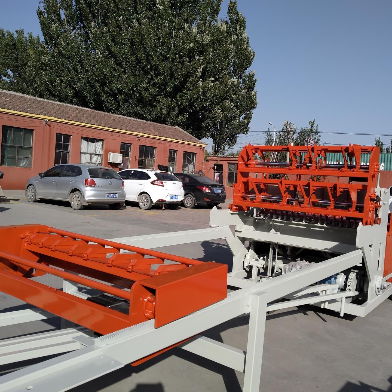 新型养殖网焊网机   双料斗全自动焊网机     建筑网全自动焊网机