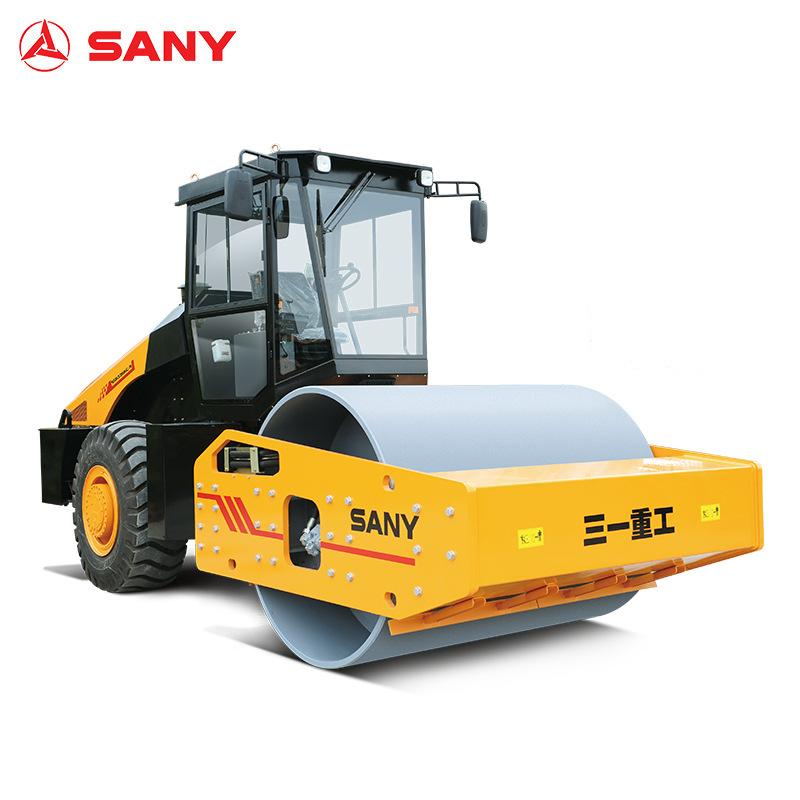 SSR220AC-8全液压单驱单钢轮压路机 三一官方促销 厂家直供