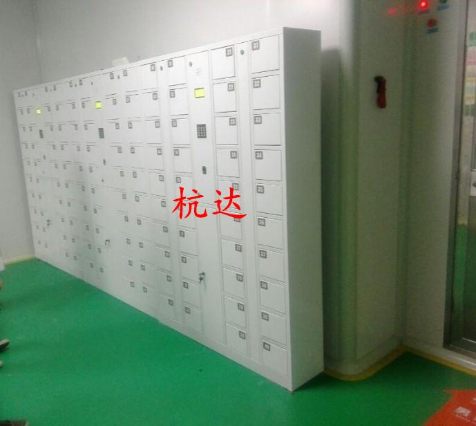 厂家供应物流快递柜存取柜酒店刷卡寄存柜条码存包柜示例图2