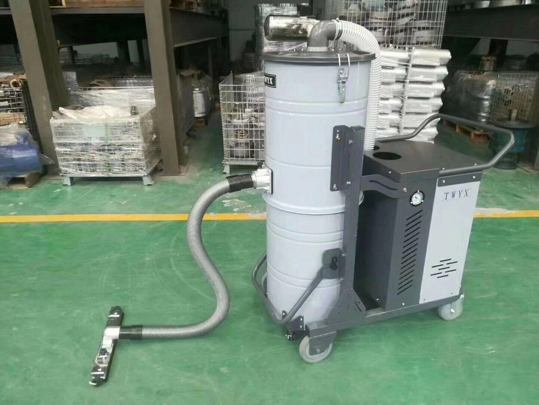 厂家直销地坪研磨粉尘吸尘器 车间地面打磨集尘器 移动式吸尘器示例图10