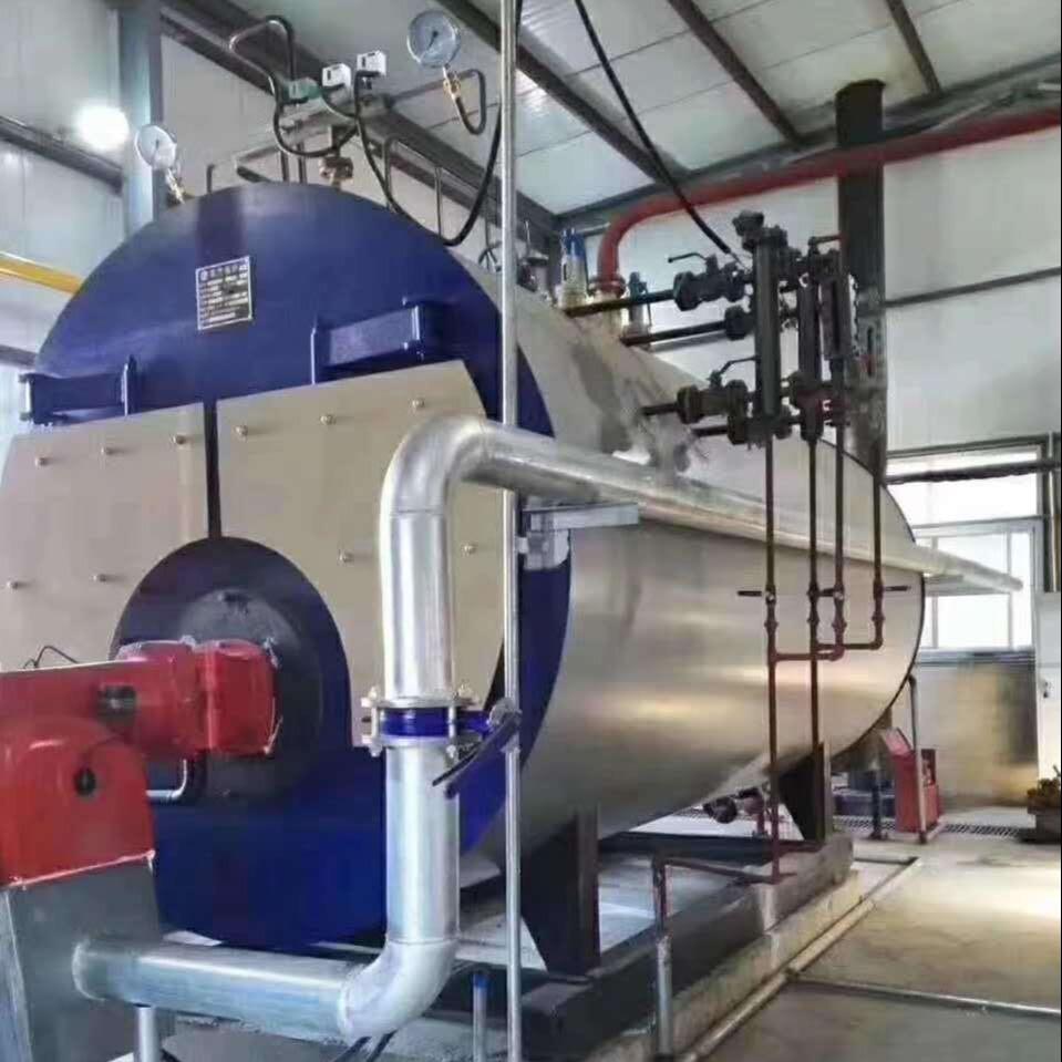 武威WNS燃油燃气蒸汽锅炉价格 太康锅炉厂家 天水锅炉销售 绿色节能 低氮环保