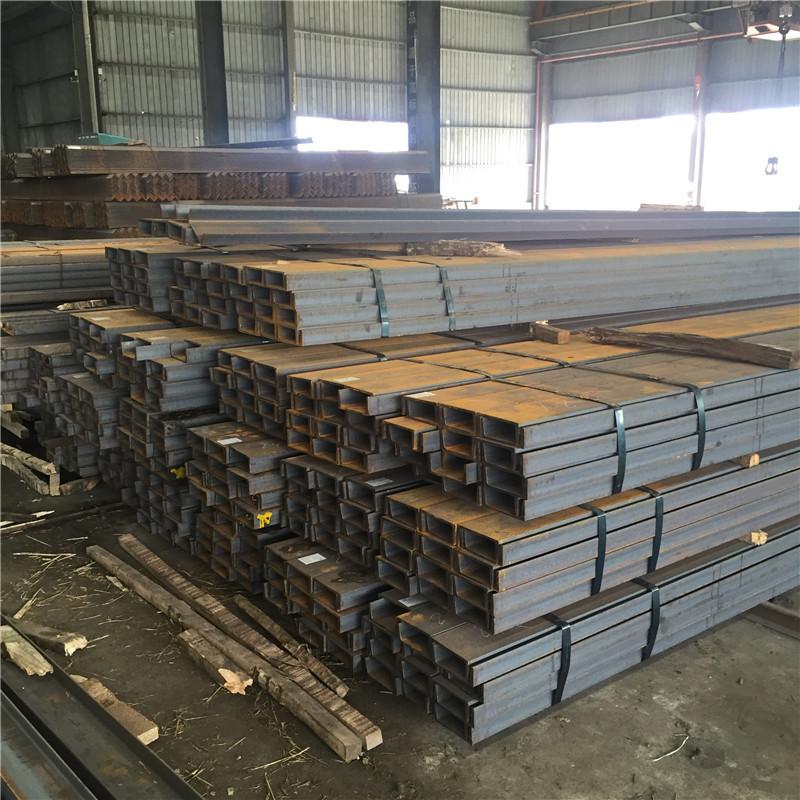 出厂价供应热轧槽钢国标Q235B马钢槽钢 16A/B受力梁支撑臂规格齐