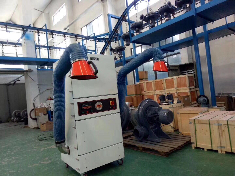 玻璃纤维复合材料滤筒集尘器 碳纤维粉尘收集脉冲滤筒集尘器    集尘器厂家 可非标定制示例图11